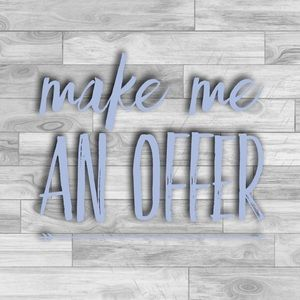 Other - Make me an offer ♡